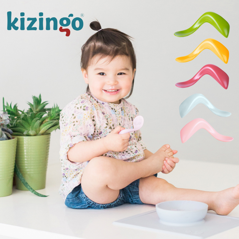 kizingo ベビー スプーン