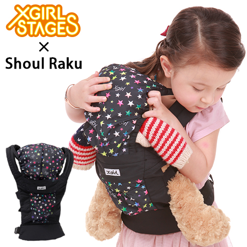 X-girl Stages XGS ★ Shoul Raku code Mo you Shallah baby L4320458045