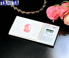 タニタ/TANITA ポケッタブルスケール(はかり:クッキングスケール) ハンディミニ 1476 (ホワイト) [bn]