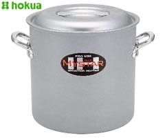 ホクア/hokua 業務用マイスター IH 寸胴鍋21cm (電磁調理器対応・IH対応・アルミ・両手鍋) [n]
