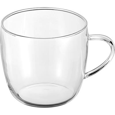 入れたてのやさしいお茶の香りで心も体もリラックス♪容量:250cc 悠遊器房 マグカップ 小 TY034 (耐熱ガラス製・マグ・アサヒ)[a]