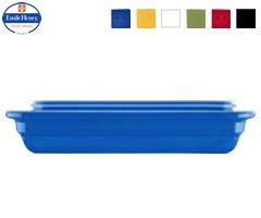 エミールアンリ/EmileHenry ガストロン ガストロノームパン 2/3サイズ(高さ65mm) レクトン 3423 (陶器:角皿) [bn]