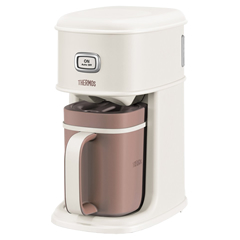 サーモス/THERMOS アイスコーヒーメーカー ECI-660 バニラホワイト (保冷専用)