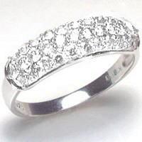 K18 1.0ctダイヤモンドパヴェリング(指輪)1.0カラット大粒ダイヤモンド輝き保証価格以上の品質に驚きます【18金】【18k】【ゴールド】【楽ギフ_メッセ】【0824カード分割】