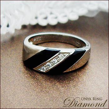 指輪 ダイヤモンド 「lucente� �料無料 オニキス 贈り物 リング ゴールド ギフト メッセージ K10 オクタゴンカット 10K ピンキーリング対応�能 文字入れ 刻� 10金 ダイアモンド
