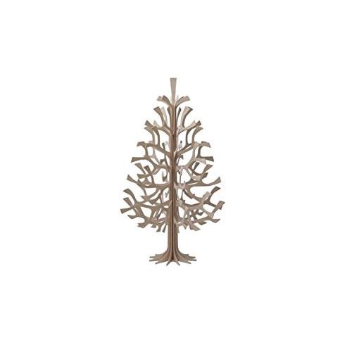 【メール便で送料無料】Lovi(ロヴィ)クリスマスツリー 60cm 三角M ウッド