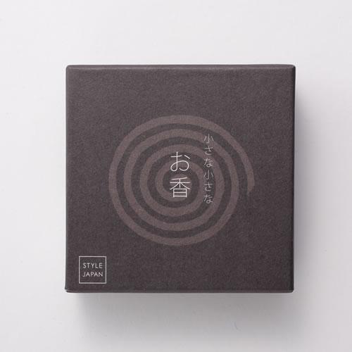 オンラインショップ メール便OK STYLE JAPAN 小さな小さなお香 沈香ベース 受賞店 Agarwood 5枚入り