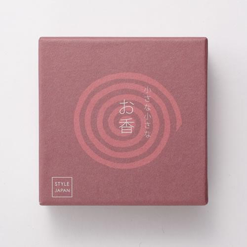 メール便OK 高品質新品 STYLE JAPAN 小さな小さなお香 情熱セール Sandalwood 5枚入り 白檀ベース