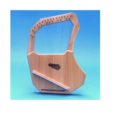 【正規輸入品】Auris アウリス 小型ソプラノライヤー 27弦 (上製)