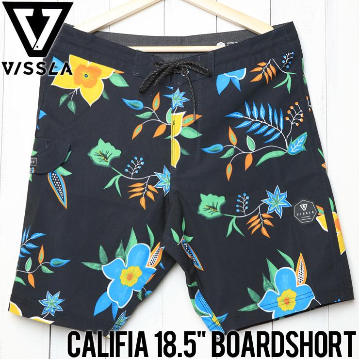 [クリックポスト対応] VISSLA ヴィスラ CALIFIA 18.5