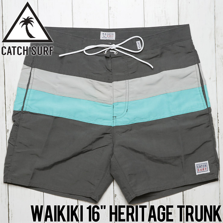 [クリックポスト対応] CATCH SURF キャッチサーフ WAIKIKI 16