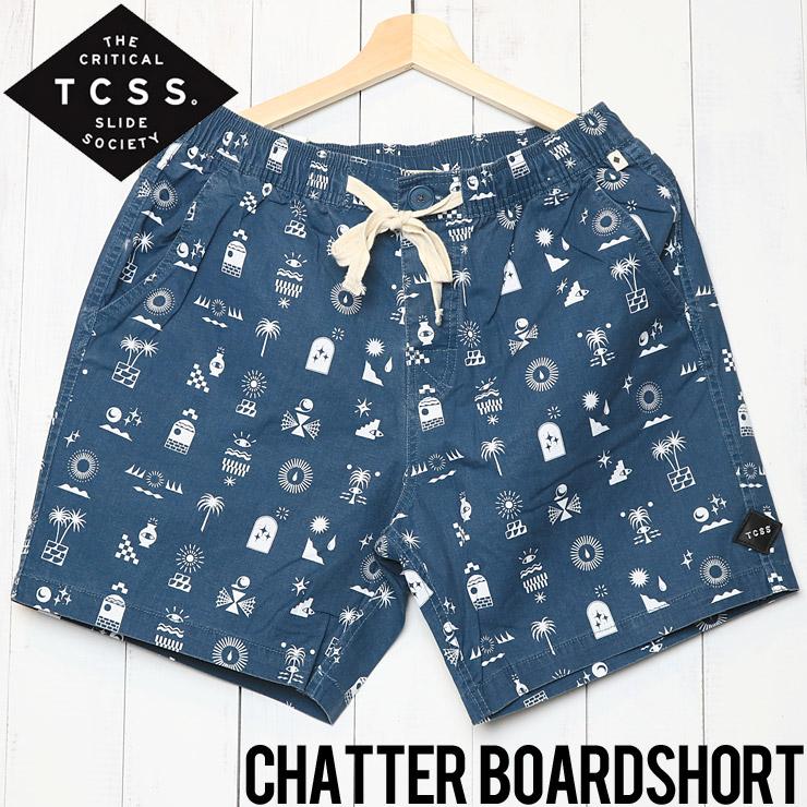 [クリックポスト対応] TCSS ティーシーエスエス CHATTER BOARD SHORT ボードショーツ BS1888
