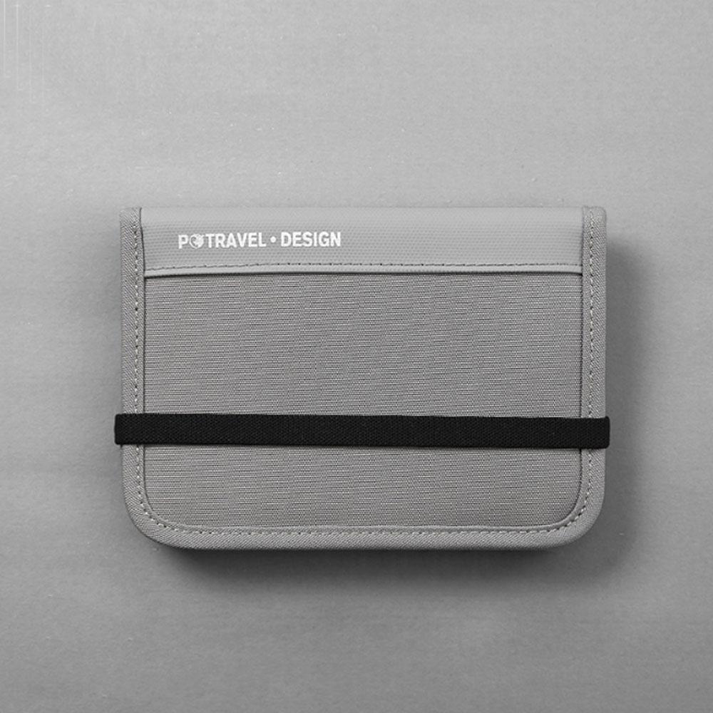 パスポートケース スキミング防止 首下げ ショルダー ポーチ ペンホルダー 付 パスポートカバー 海外旅行 便利グッズ