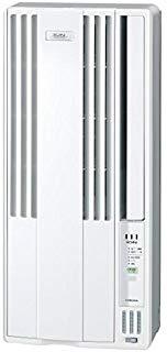 コロナ 窓用エアコン(冷房専用・おもに4~7畳用 シェルホワイト)CORONA CW-FA1619-WS