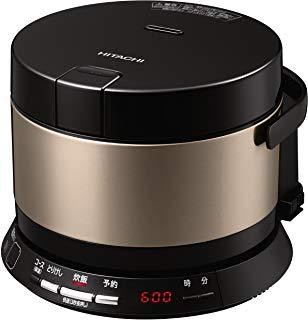 日立 RZ-WS2M N IH式 打込鉄釜 おひつ御膳 コンパクト&シンプル 2合 炊飯器