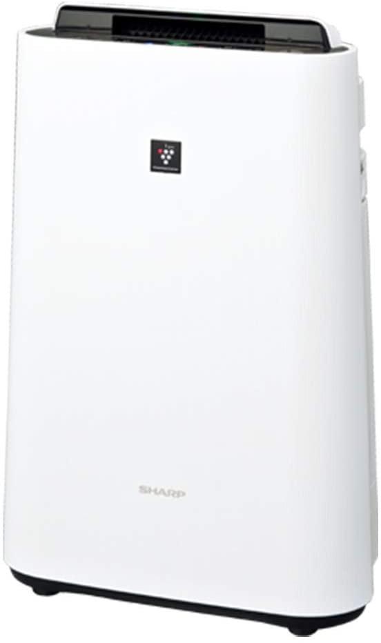 シャープ 加湿 空気清浄機 プラズマクラスター 7000 スタンダード 13畳 ホワイト 正規店 空気清浄 海外 23畳 KC-L50-W 2019年モデル