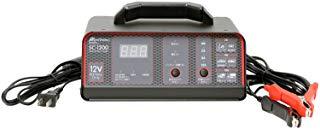 メルテック バッテリー充電器(バイク~大型トラック) DC12V用 定格12A バッテリー診断機能付 Meltec SC-1200