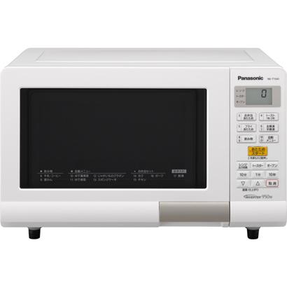 パナソニック PANASONIC NE-T15A1-W オーブンレンジ オーブン一段調理タイプ 15L ホワイト