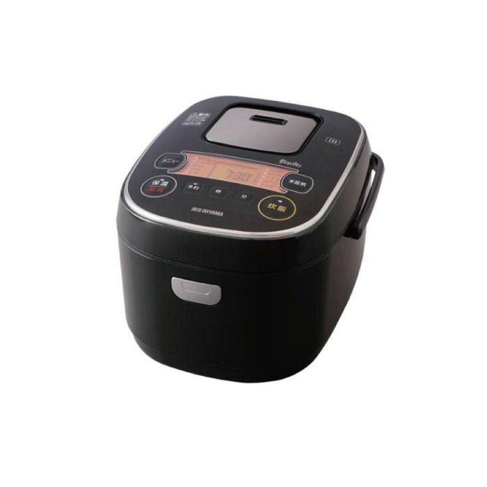 アイリスオーヤマ 炊飯器 IH式 5.5合 銘柄炊き分け機能付き 大火力 RC-IE50-B