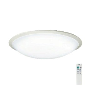 大光電機 LED調色調光タイプシーリングDCL40923