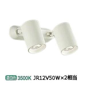 大光電機 LED直付型スポットライトDSL4782AW