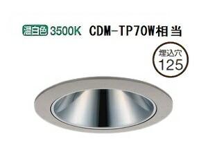 LLD-7059AUB 大光電機 LED軒下用ダウンライト(電源別売) LLD7059AUB