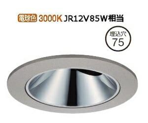 大光電機LED軒下用ユニバーサルダウンライト(電源別売)LLD7060YUM