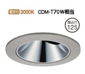 大光電機LED軒下用ユニバーサルダウンライト(電源別売)LLD7061YUW