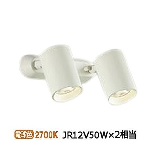 大光電機LED直付用スポットライトDSL4782YW(非調光型)