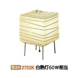 メーカー在庫限り品 割引 大光電機LED和風フロアスタンドDST38821Y 非調光型