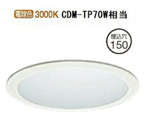 大光電機LED軒下灯(電源装置別売)LZW60798YW