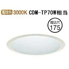大光電機LEDリニューアル用ダウンライト(電源別売) LZD60816YW