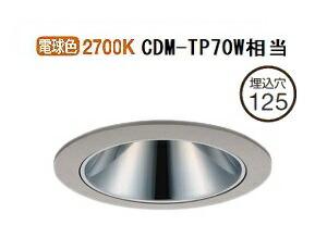 大光電機LED軒下用ダウンライトLLD7059LUW 電源別売