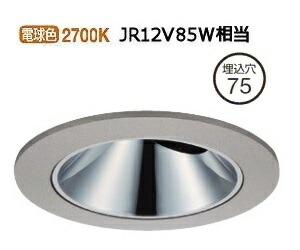 大光電機LED軒下用ユニバーサルダウンライトLLD7060LUM 電源別売