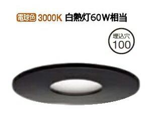大光電機LEDアウトドアダウンライト LZW90098YB