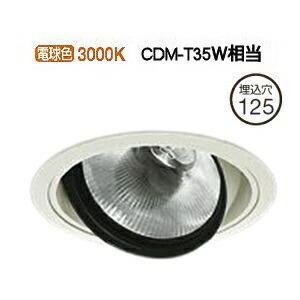 大光電機LEDダウンライト(電源装置別売) LZD91958YW(受注生産品)