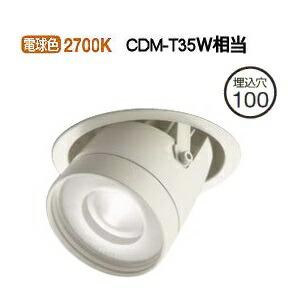 大光電機LEDユニバーサルダウンライト(受注生産品)(電源装置別売) LZD91977LW