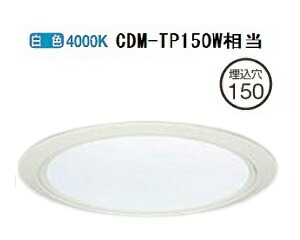 大光電機LEDダウンライト LZD92341NWF電源別売