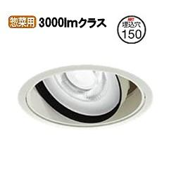大光電機LEDユニバーサルダウンライト電源別売 LZD92404YW