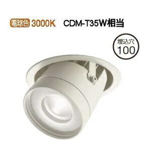 大光電機LEDユニバーサルダウンライト電源別売 LZD92418YW