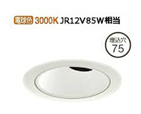 大光電機LEDユニバーサルダウンライト電源別売 LZD92800YW