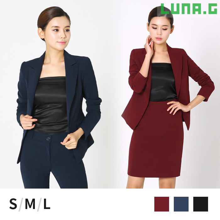 Trouser Suit Skirt Commuting Business Female Office Worker Worn For A Job Interview Or