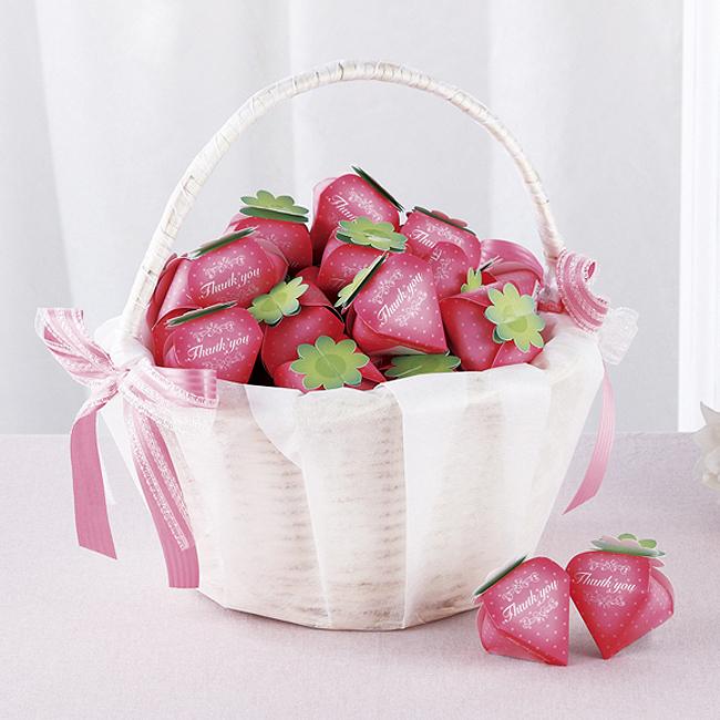 【プチギフト】★まるごと苺ピュアショコラ 38個セット【10月~4月までの期間限定販売】