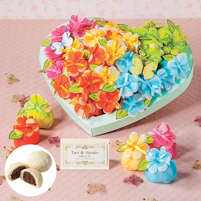 【プチギフト】★花ワルツ クッキー 30個セット【ウェルカム】