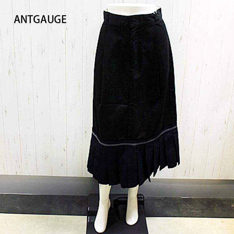 アントゲージ ANTGAUGE 裾切り替えスカート(レディース)GE332
