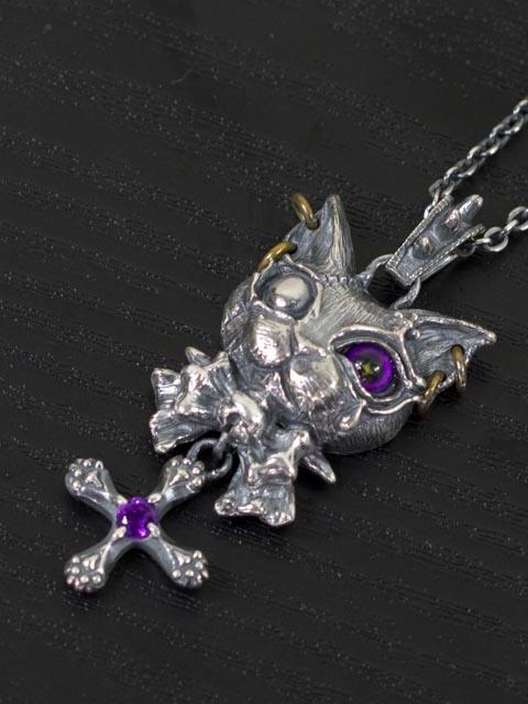 anima exists in all creation[・ω・(オメガ)](シルバーアクセサリー/シルバー925/Silver925/アニマ/ペンダント/ネックレス/レディース/ユニセックス/メンズ/猫)