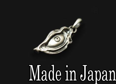 Dual Flow[鬼目 pendant] (シルバーアクセサリー/シルバー925/Silver925/デュアルフロウ/ペンダント/ネックレス/メンズ/レディース/ユニセックス/Dualflow)