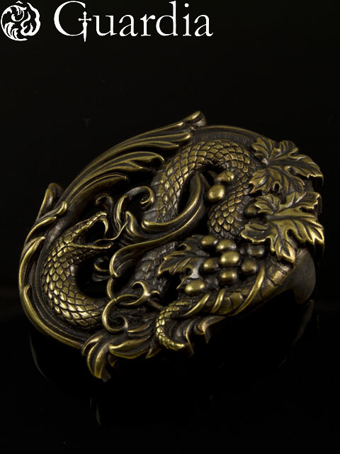 Guardia[Dionysos] (真鍮/ガルディア/ウォレットチェーン/メンズ/レディース/ユニセックス/ブラス/バックル/ベルト/)