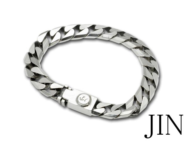 JIN [8面喜平ブレスレット2]ブレスレット/シルバーアクセサリー/925/Silver925/シルバー925/ブレスレット/キヘイ/