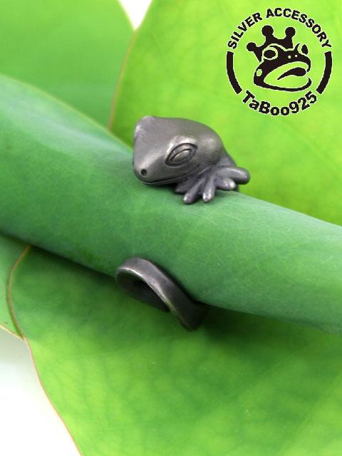 TaBoo925[イモリベビーリング] (シルバーアクセサリー/silver925/リング/メンズ/レディース/ユニセックス/フリーサイズ)